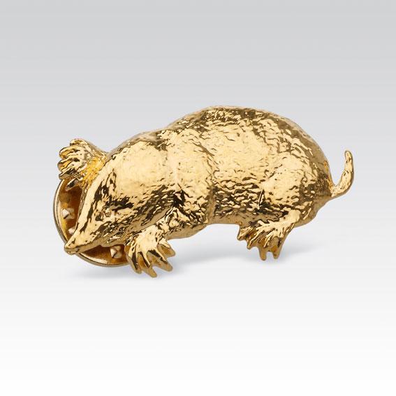 GOLD PIN