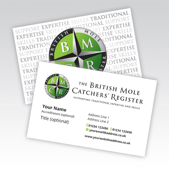 BMCR Business Cards